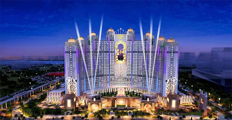 Macau tillkännager £ 1 200 000 000 ny Gotham City inspirerad anläggning